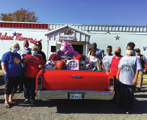 Hawg Wild Toy Run held Saturday a great success